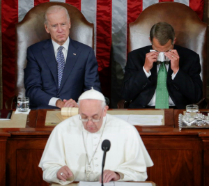Pope Francis Addresses US Congress
