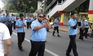 A Brass Band